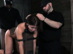 spider-gagged-bitch-getting-caned-roughly