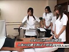subtitled-cfnm-japanese-penis-health-clinic-seminar