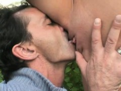 brunette-gets-cock-in-public-place