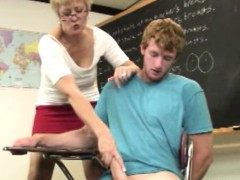 grandma-teacher-jerking-off-cock