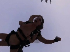 naughty-badass-hot-babes-skydiving-and-water-surfing-naked
