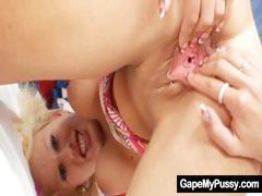 beautiful-blond-audrey-argento-pussy-gaping