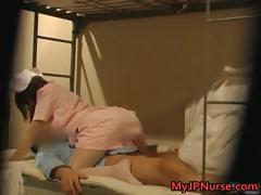 Hot Japanese Nurse Is Up For Some Hot Part6