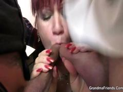 business-lady-takes-two-cocks