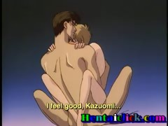 Hentai gay gets ass licked n fucked