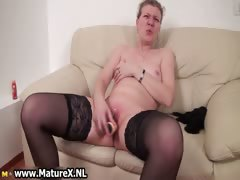 Mature Woman Gets Her Pussy Part6