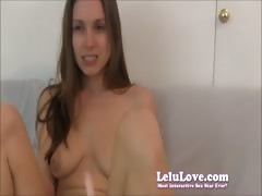 Lelu Love Wants To Know What Anal Sex Feels Like