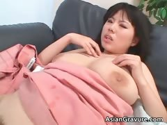 Cute Asian Babe With Huge Juggs Gets Part6